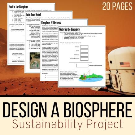 Copy of Mars Biosphere